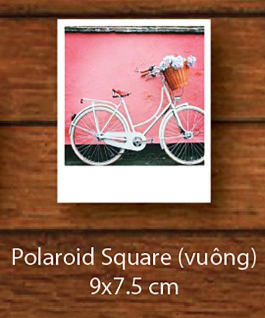Polaroid Square