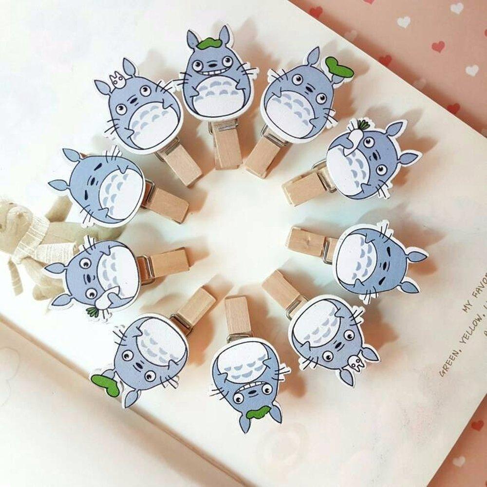 Kep Go Hinh Totoro